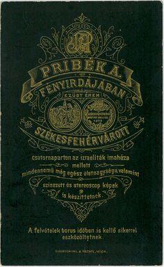 Pribék Antal Székesfehérvár verzo by steveke4, via Flickr