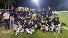 Por dominio los Piratas de Escárcega finalizaron en el primer lugar de la Primera Vuelta de la Liga Peninsular de Béisbol 2016 ensu edición...