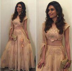 Karishma Tanna wearing #NehaSaran