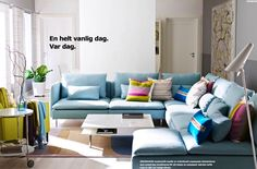 Soderhamn sofa from IKEA - if only it was sold in the US!