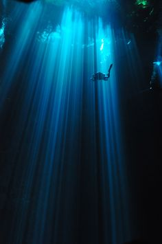 Mexico Cave Diving... Add this to the Bucket List