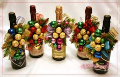 What's not to love...wine, chocolate and Christmas