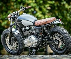 Triumph Cafe Racer                                                                                                                                                     More