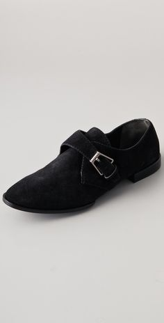 Alexander Wang Ruby Suede Oxfords