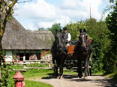 <b>Visit these living history sites if you ever need to escape 2013 for a bit.</b>