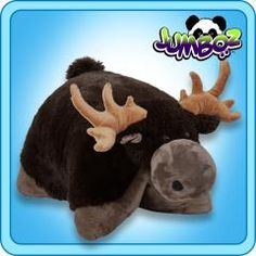 Jumbo Moose. Pillow PetsBirthday ... & Pillow Pets Jumbo 28 - Magical Unicorn   Lucy birthday and Xmas ... pillowsntoast.com