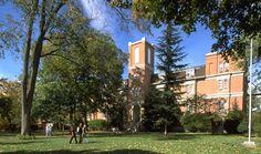 Hogue Hall, Greenville College - gone but not forgotten
