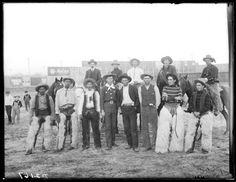 American Old West | The cowboy is an all American character. A living symbol to a romantic ...