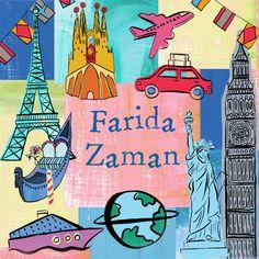 Farida Zaman