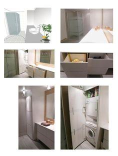 bad/vaskerom planlagt i Roomsketcher
