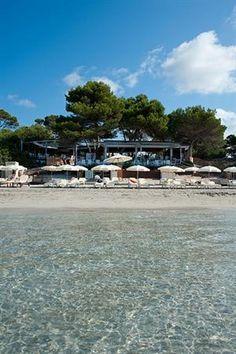 Guarana Salinas Beach Club, Las Salinas, Ibiza, Spain