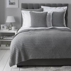 Riley Collection - Silver Grey - The White Company