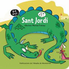 Novetat d'aquest #SantJordi. Il·lustracions: de Montse Fransoy. Cantarella per cantar amb el nen a la falda. A dins el #conte, a més de la lletra, hi ha també uns petits #dibuixos encerclats que són objectes o personatges que es relacionen amb la cançó. Així, l'infant anirà aprenent el seu primer #vocabulari. Editat per Publicacions de l'Abadia de Montserrat.