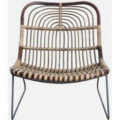 House Doctor Lounge Chair - Kawa