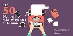 Conoce las bloggers más influyentes en España en 2017 en Moda, Marketing, Salud, Gastronomía y Viajes [Listado completo + 5 Infografías]