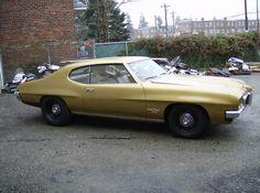 gold+1971+Pontiac+T+37+ | pontiac 1971 lemans t-37 455 trade gto photo 3