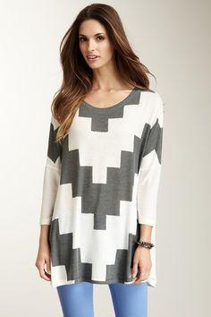 Tunic Summer Sweater