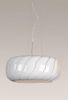 Lampa Solero 1 lampa wisząca white MAXlight lampy - oświetlenie domu
