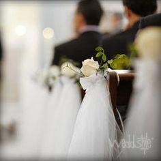Blumendekoration für Ihre Hochzeit
