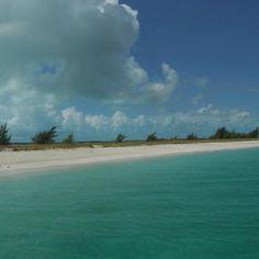 Iguana Island - Turks & Caicos Turks And Caicos, Beaches, Clouds, Island, Water, Travel, Outdoor, Block Island, Gripe Water
