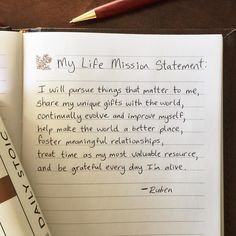 What is your Life mission statement Creating A Mission Statement, Mission Statement Personal, Personal Statements, Value Statement Examples, Mission Quotes, Family Mission Statements, Purpose Statement, Mission Vision, Leader In Me