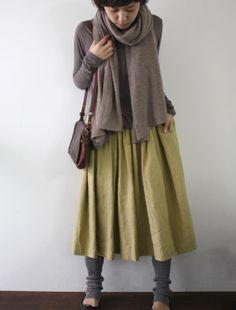 [Envelope Online Shop] Accordeon Lisette