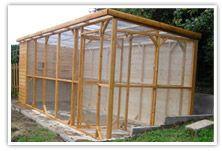 Woodcraft Aviary