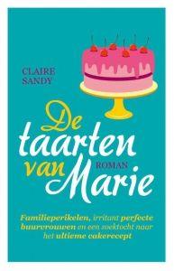 Recensie: De taarten van Marie - Claire Sandy