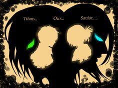 Eren x Annie