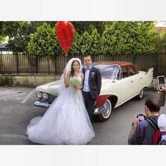 1960 Plymouth Savoy #gelinarabası #düğünarabası #antika #amerikan #amerikanarabaları #düğünotosu #oldcars #me…