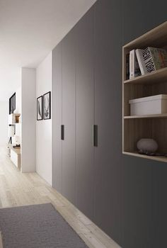 Couleur entrée Awesome 39 Stylish Wardrobe Design Ideas You Can Copy Right Now. Wardrobe Design Bedroom, Bedroom Wardrobe, Wardrobe Closet, Built In Wardrobe, Modern Wardrobe, Modern Closet, Hall Cupboard, Cupboard Design, Armoire Entree