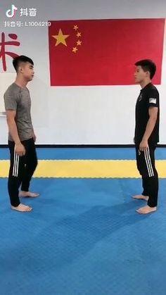 Martial Arts Moves, Self Defense Martial Arts, Martial Arts Workout, Martial Arts Training, Mixed Martial Arts, Fight Techniques, Martial Arts Techniques, Self Defense Techniques, Kickboxing Workout