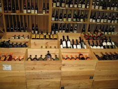 market wine merchant