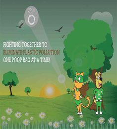 With plastics ravaging the pet industry for decades, how can pet parents protect our environment?? The pet industry has been lacking a hero to provide education on proper pet waste disposal, and offer an alternative to plastics. We have accepted the challenge and will work endlessly to eliminate pollution, protect our planet, and spread awareness. Join our fight and be on the forefront of our battle! ✅🌏💪🏼  ⬆️ Learn more on our website link in bio ⬆️ #dog #dogstagram #dogs #pet #petstagram…