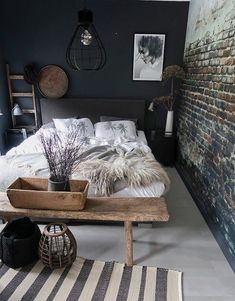 Bedroom Wall Decoration Ideas Small Spaces Mirror is hugely important to your … - Room Decor Modern Master Bedroom, Trendy Bedroom, Home Bedroom, Bedroom Wall, Bedroom Decor, Wall Decor, Interior Design Living Room, Living Room Designs, Small Bedroom Ideas For Couples