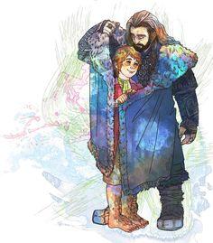 Thilbo Heaven [18+] The Hobbit Slash