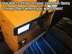 10 Inventive DIY Ways To Use VELCRO to Make Life Easier