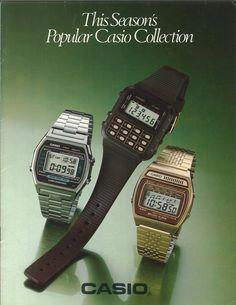 Casio Women's Daily Alarm Digital Watch – Fine Jewelry & Collectibles Casio Digital, Digital Watch, Retro Watches, Vintage Watches, Watches For Men, Wrist Watches, Casio Vintage Watch, Casio Watch, G Shock