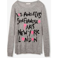 FOREVER 21+ PLUS SIZES Los Angeles San Francisco Paris New York London... ($25) ❤ liked on Polyvore