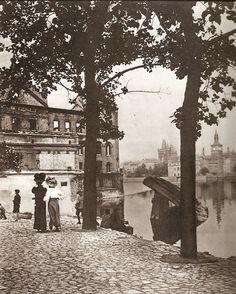 Prague, Kampa by J.Eckert (legendery one)