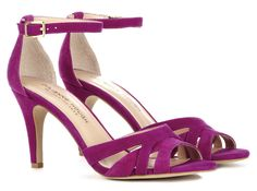 "Julianne Hough for Sole Society ""Gianna"" Sandals in Bermuda Pink, $59.95"