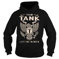Team TANK Lifetime Member - Last Name, Surname T-Shirt