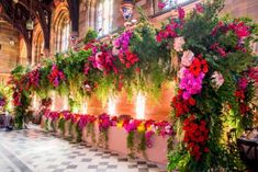 The Inspiration Behind A Floral Wonderland