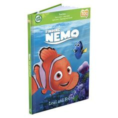 LeapFrog Tag Early Reading Book - Disney·Pixar Finding Nemo - Lost and Found