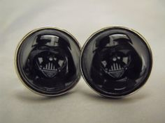 Star Wars Evil Empire Cufflinks Choose Your Image by AGothShop, $15.00