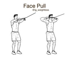Primary muscle group: Shoulders Secondary: Middle & Lower Back / Lats ✊Equipment: Cable station