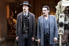 Deadwood - Taught me new uses for bad words! Good Series...should have lasted longer!!