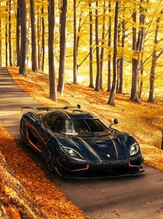 The Koenigsegg Agera unveiled at the 2011 Geneva Motor Show by the Swedish car manufacturer. The car is one of the fastest production cars in the world. Carros Lamborghini, Lamborghini Cars, Bugatti, Ferrari, Lamborghini Gallardo, Luxury Sports Cars, Best Luxury Cars, Koenigsegg, Pagani Zonda