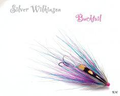 Bucktailtuber - Praktisk flugbindning - Lax & Havsöring