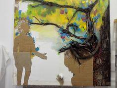 Episode: Series: Creation Collection: Artist: Process - Stage: Four Modern Art, Contemporary Art, Hong Kong Art, Berlin Art, New York Art, Adam And Eve, Abstract Art, Stage, Art Gallery